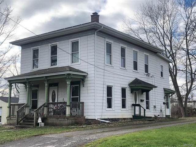 46 Jackson Street, Attica, NY 14011 (MLS #B1311411) :: Mary St.George | Keller Williams Gateway
