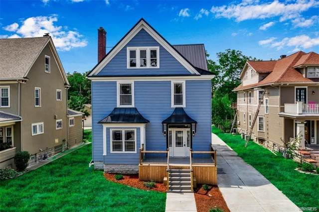 432 Crescent Avenue, Buffalo, NY 14214 (MLS #B1311760) :: TLC Real Estate LLC