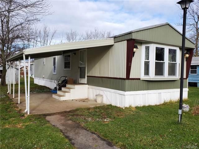 11 Pebbleridge, Shelby, NY 14103 (MLS #B1312078) :: Avant Realty