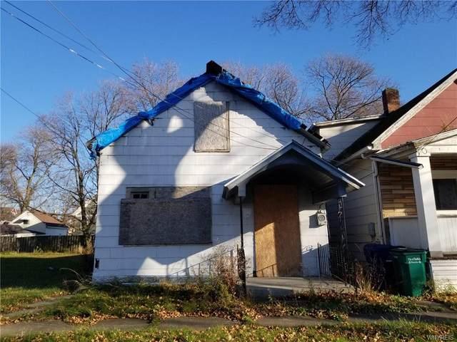69 Grape Street, Buffalo, NY 14204 (MLS #B1312233) :: Mary St.George | Keller Williams Gateway