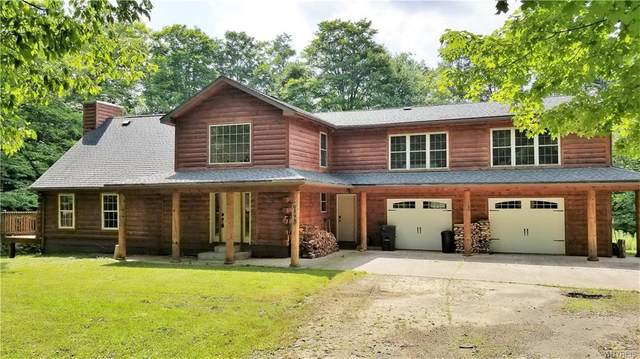 6898 Stone Road, Great Valley, NY 14741 (MLS #B1312314) :: TLC Real Estate LLC