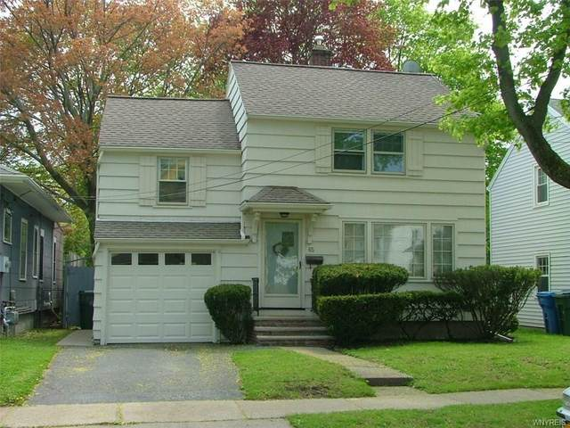 65 Fort Hill Terrace, Rochester, NY 14620 (MLS #B1312374) :: TLC Real Estate LLC