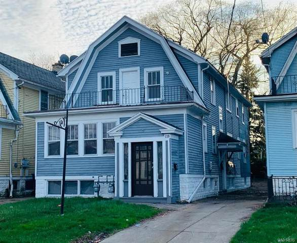 210 Olympic Avenue, Buffalo, NY 14215 (MLS #B1312414) :: TLC Real Estate LLC