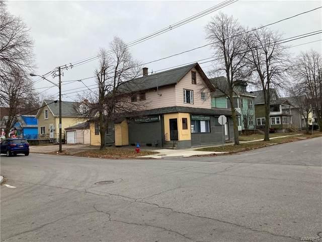257 East Street, Buffalo, NY 14207 (MLS #B1312713) :: TLC Real Estate LLC