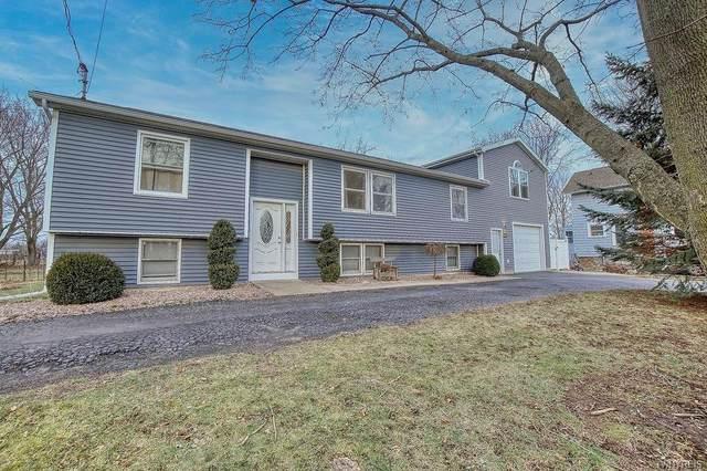 2773 Saunders Settlement Road, Lewiston, NY 14132 (MLS #B1312898) :: Avant Realty