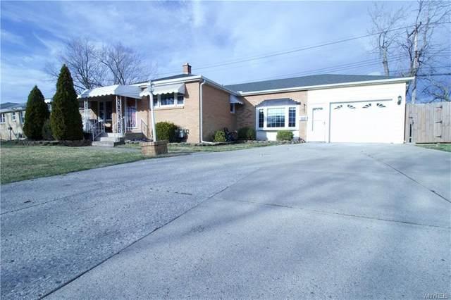 169 Santin Drive, Cheektowaga, NY 14225 (MLS #B1313030) :: TLC Real Estate LLC