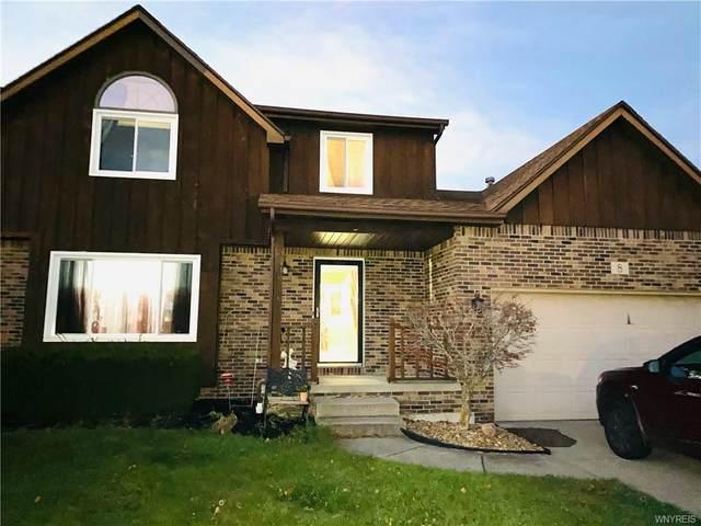 8 Gale Drive, Lancaster, NY 14086 (MLS #B1313221) :: TLC Real Estate LLC