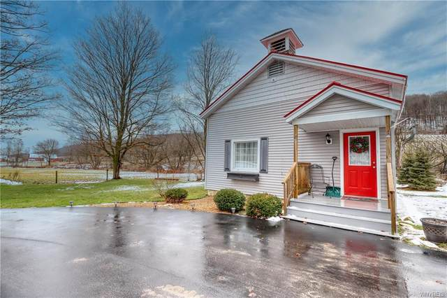 6365 Sommerville Valley Road, Ellicottville, NY 14731 (MLS #B1313344) :: Mary St.George | Keller Williams Gateway