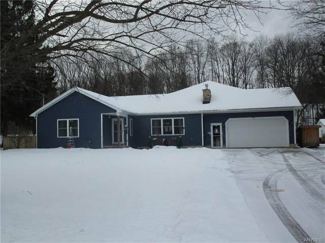 13816 Route 62, Collins, NY 14034 (MLS #B1313479) :: Avant Realty