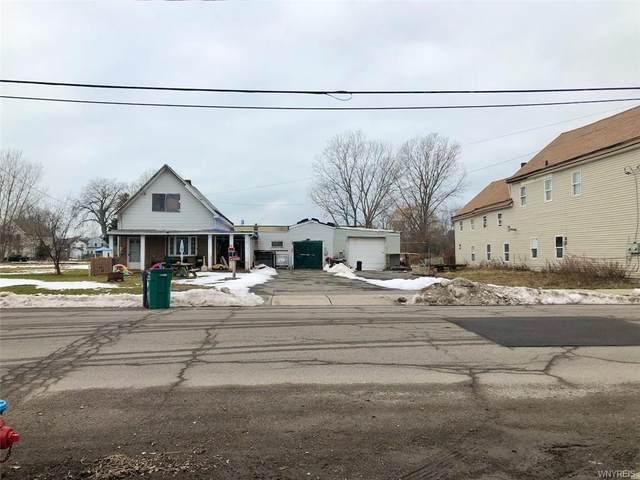 44 Hamburg Street, Buffalo, NY 14204 (MLS #B1313656) :: BridgeView Real Estate