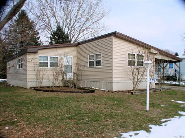 379 Southview Dr., Arcade, NY 14009 (MLS #B1313677) :: Mary St.George | Keller Williams Gateway