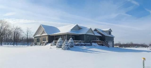 1506 Graff Road, Bennington, NY 14011 (MLS #B1313703) :: TLC Real Estate LLC