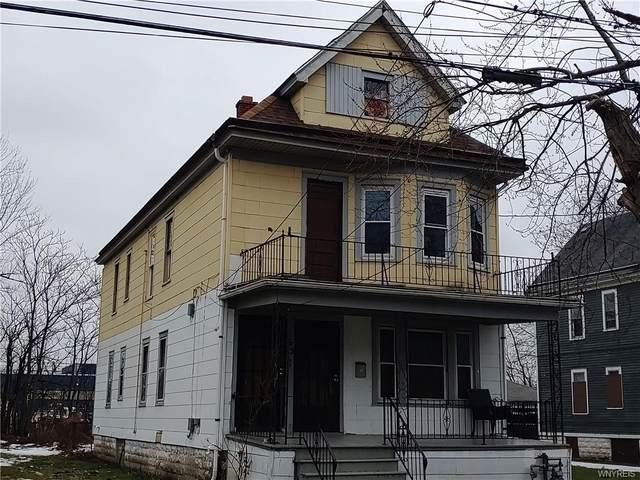 265 Cambridge Avenue, Buffalo, NY 14215 (MLS #B1313794) :: Avant Realty