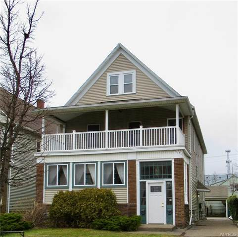 808 Amherst Street, Buffalo, NY 14216 (MLS #B1313919) :: TLC Real Estate LLC