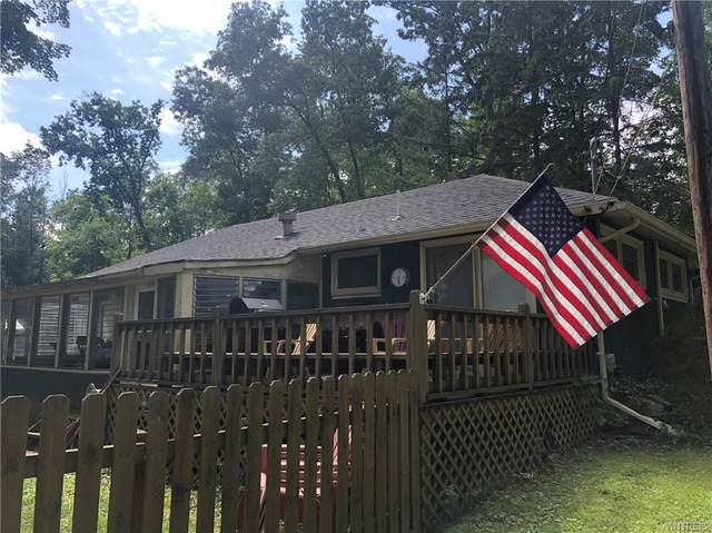 3993 Luther Road, Castile, NY 14550 (MLS #B1313922) :: Avant Realty