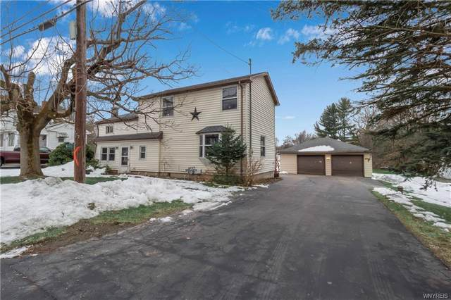 5258 Chestnut Ridge Road, Orchard Park, NY 14127 (MLS #B1313974) :: 716 Realty Group