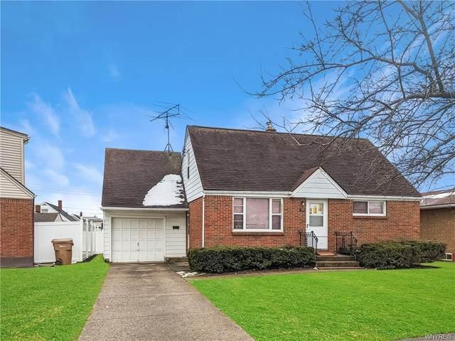 73 Hillside Avenue, Cheektowaga, NY 14225 (MLS #B1314008) :: TLC Real Estate LLC