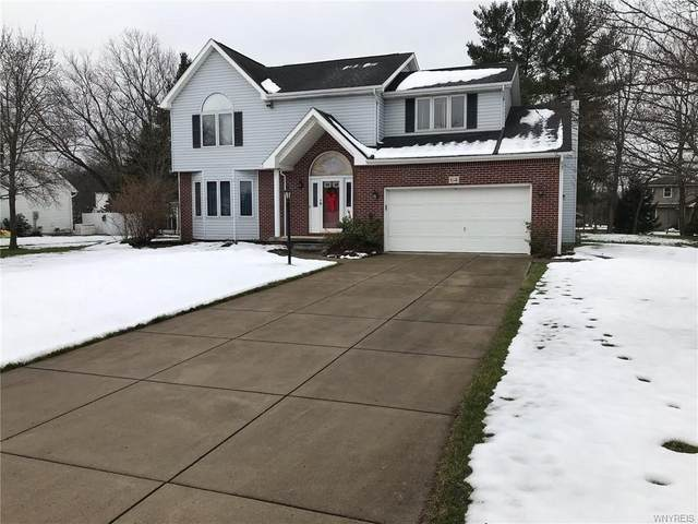64 Cranwood Lane, Orchard Park, NY 14127 (MLS #B1314101) :: TLC Real Estate LLC