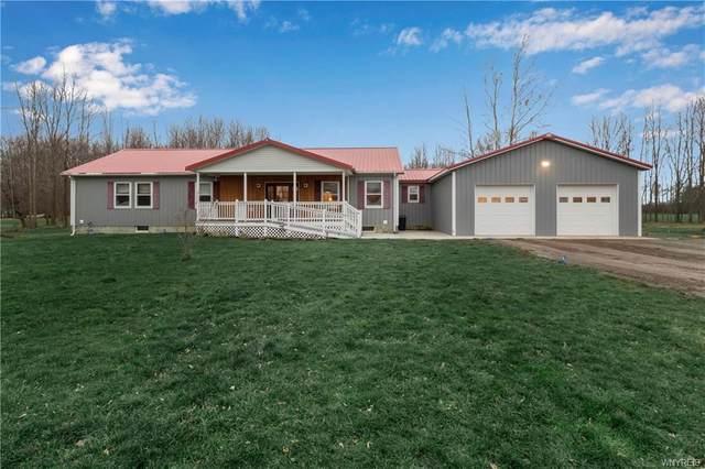 15011 Marsh Creek Road, Carlton, NY 14477 (MLS #B1314260) :: TLC Real Estate LLC