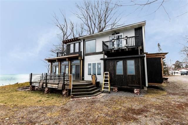 6526 Hamilton Drive, Evans, NY 14047 (MLS #B1314279) :: TLC Real Estate LLC