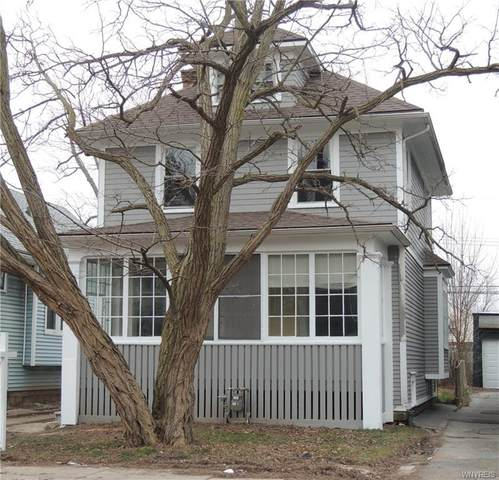 1464 Kenmore Avenue, Buffalo, NY 14216 (MLS #B1314324) :: TLC Real Estate LLC