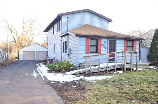 9185 Lake Shore Road, Evans, NY 14006 (MLS #B1314378) :: TLC Real Estate LLC
