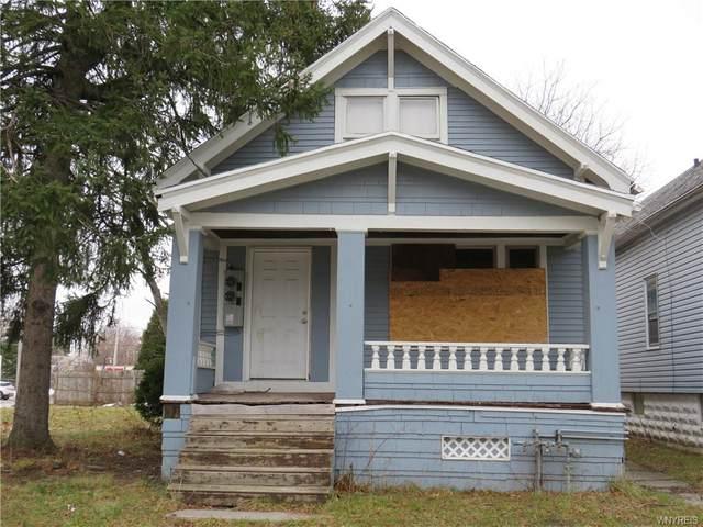 179 Zenner Street, Buffalo, NY 14211 (MLS #B1314382) :: Mary St.George | Keller Williams Gateway