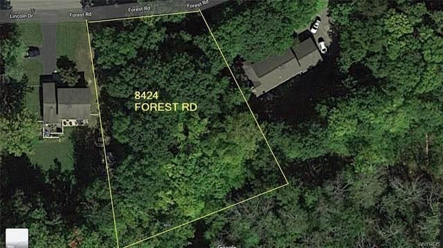 8424 Forest Road, Royalton, NY 14067 (MLS #B1314437) :: 716 Realty Group