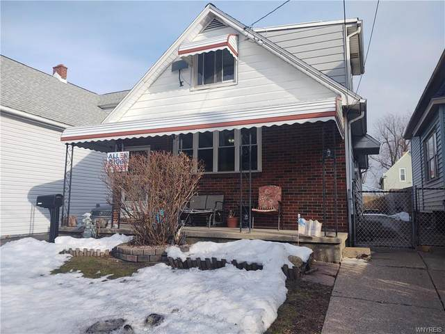 123 Longnecker Street, Buffalo, NY 14206 (MLS #B1314440) :: TLC Real Estate LLC