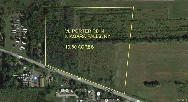 0 Porter Road N, Niagara, NY 14305 (MLS #B1314453) :: Robert PiazzaPalotto Sold Team