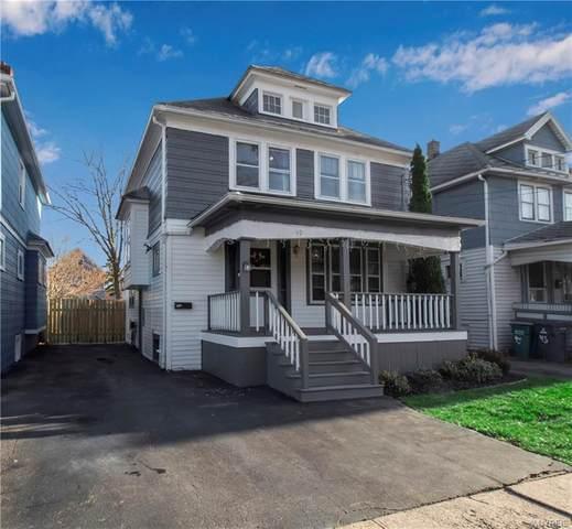 49 Hammerschmidt Avenue, Buffalo, NY 14210 (MLS #B1314484) :: 716 Realty Group