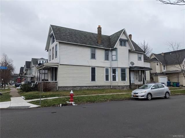 468 Fargo Avenue, Buffalo, NY 14213 (MLS #B1314514) :: TLC Real Estate LLC