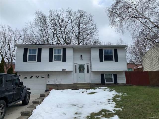 6867 Minuteman, Evans, NY 14047 (MLS #B1314555) :: TLC Real Estate LLC
