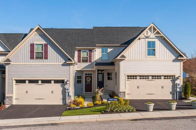200 Sandstone Circle 11B, Grand Island, NY 14072 (MLS #B1314567) :: Avant Realty