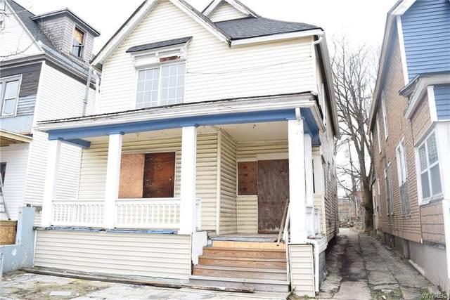 294 Massachusetts Avenue, Buffalo, NY 14213 (MLS #B1314570) :: TLC Real Estate LLC