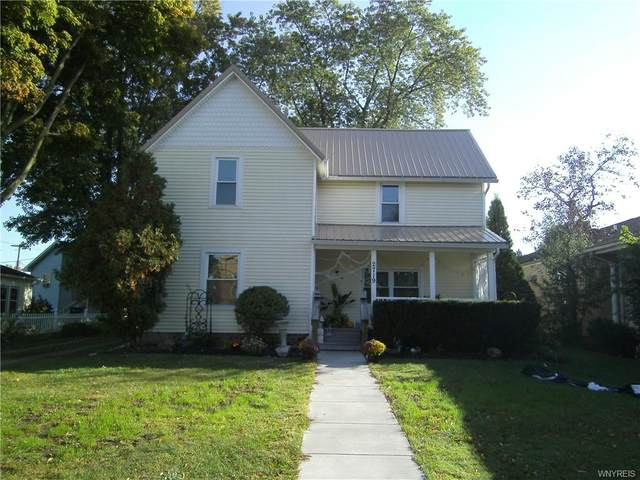 2719 Main Street, Newfane, NY 14108 (MLS #B1314589) :: 716 Realty Group
