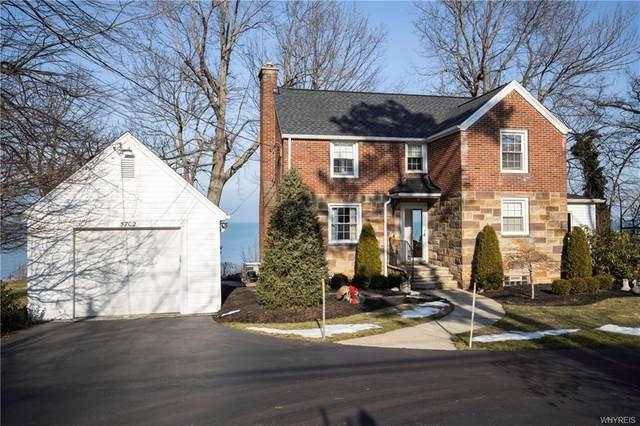 5702 Old Lake Shore Road, Hamburg, NY 14085 (MLS #B1314617) :: BridgeView Real Estate Services