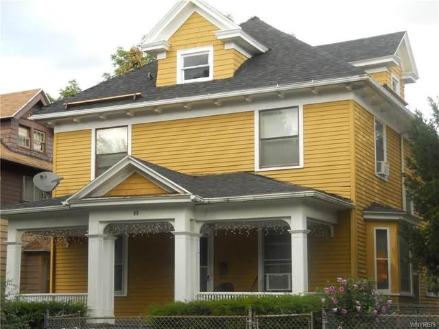 66 Hobart Street, Rochester, NY 14611 (MLS #B1314633) :: TLC Real Estate LLC