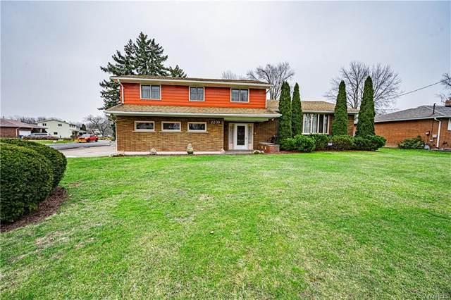 2239 Tuscarora Road, Niagara, NY 14304 (MLS #B1314742) :: Robert PiazzaPalotto Sold Team