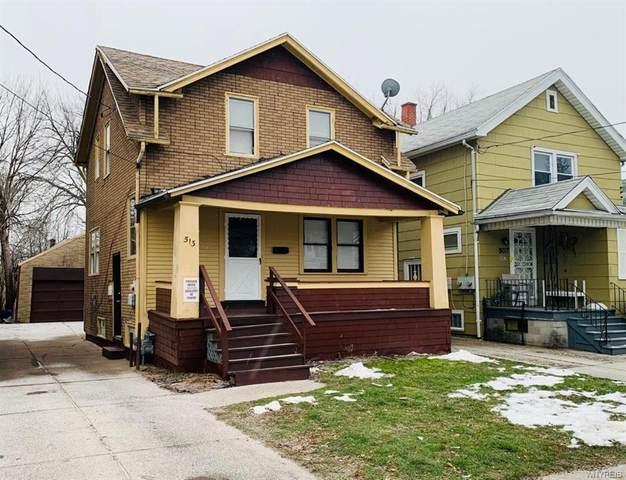 513 Stockbridge Avenue, Buffalo, NY 14215 (MLS #B1314860) :: TLC Real Estate LLC