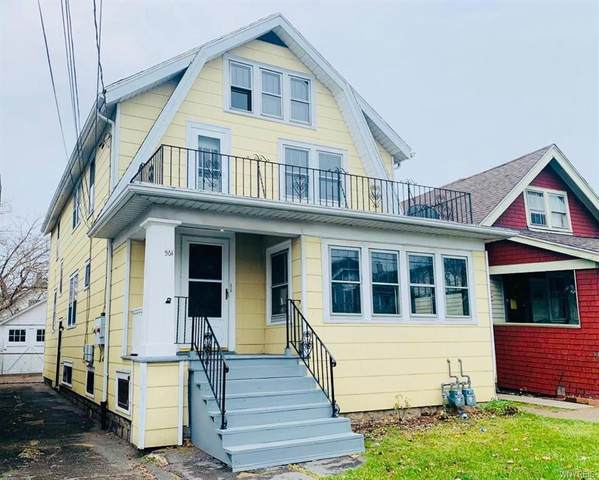 561 E Amherst Street, Buffalo, NY 14215 (MLS #B1314865) :: TLC Real Estate LLC