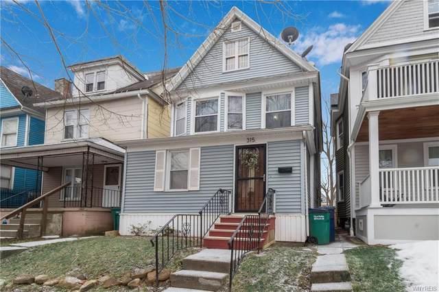 315 Breckenridge Street, Buffalo, NY 14213 (MLS #B1314884) :: TLC Real Estate LLC
