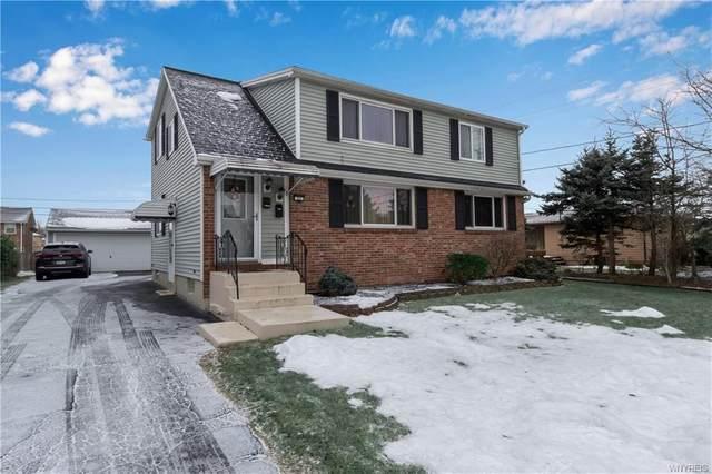 53 Wells Avenue, Cheektowaga, NY 14227 (MLS #B1314886) :: TLC Real Estate LLC