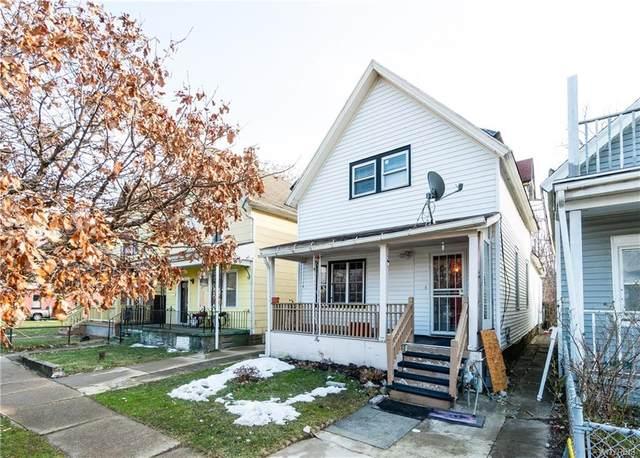 321 Rhode Island Street, Buffalo, NY 14213 (MLS #B1315022) :: TLC Real Estate LLC