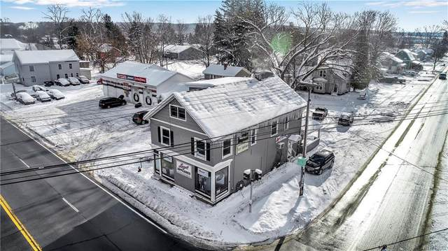 3145 Nys Route 39, Yorkshire, NY 14173 (MLS #B1315066) :: 716 Realty Group
