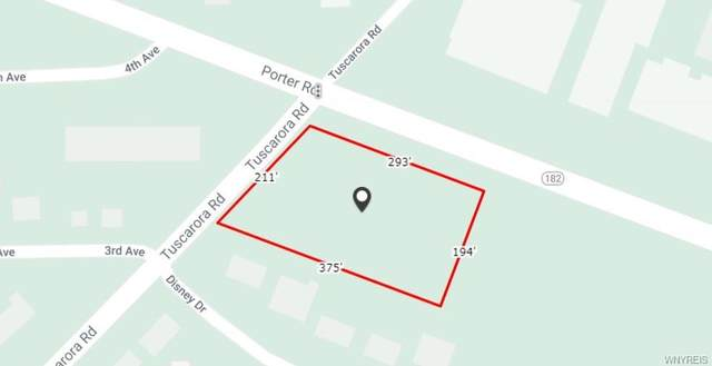 VL Porter Road E, Niagara, NY 14304 (MLS #B1315150) :: Robert PiazzaPalotto Sold Team