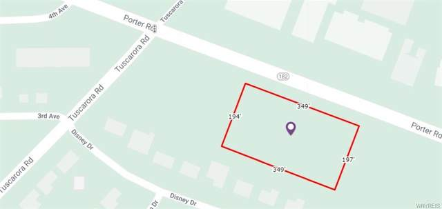 VL Porter Road S, Niagara, NY 14305 (MLS #B1315152) :: Robert PiazzaPalotto Sold Team