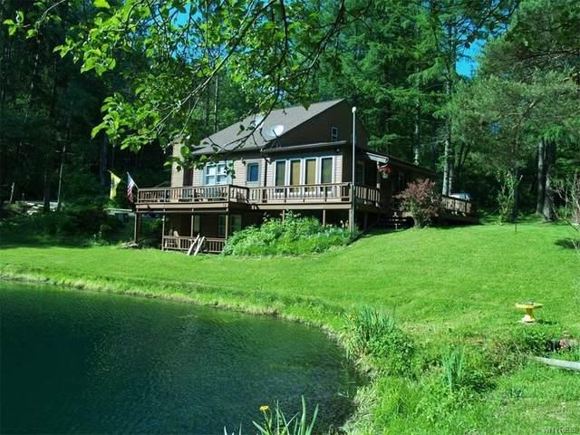 3608 Ford Miles Road, Hinsdale, NY 14727 (MLS #B1315198) :: TLC Real Estate LLC