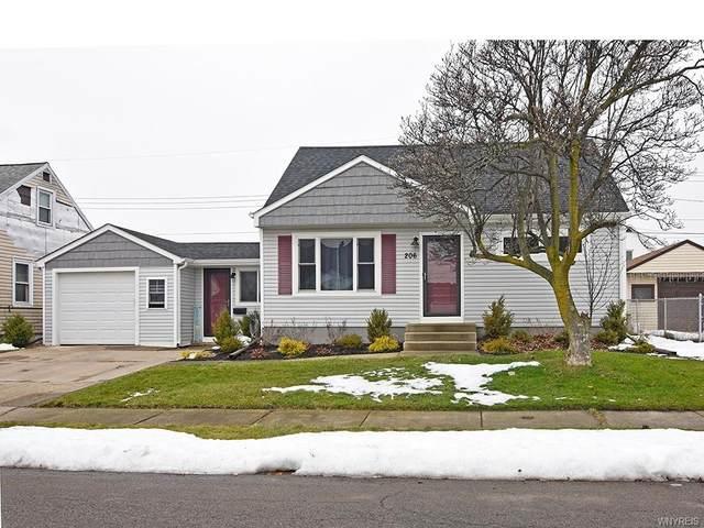206 Currier Avenue, Cheektowaga, NY 14212 (MLS #B1315212) :: 716 Realty Group