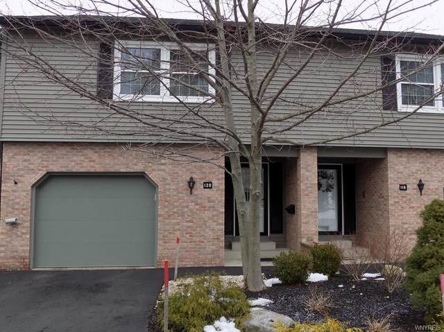 120 Bridle Path, Orchard Park, NY 14127 (MLS #B1315256) :: TLC Real Estate LLC